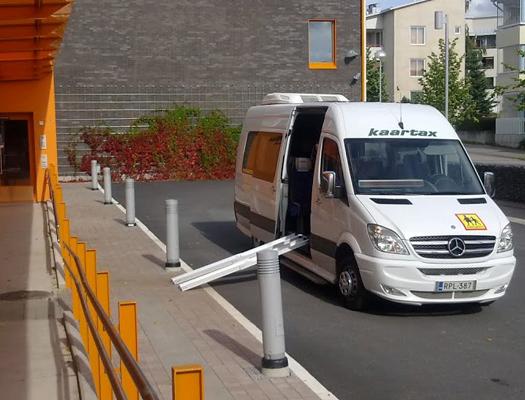 Specialised Transport | Kaartax Avoin Yhtiö