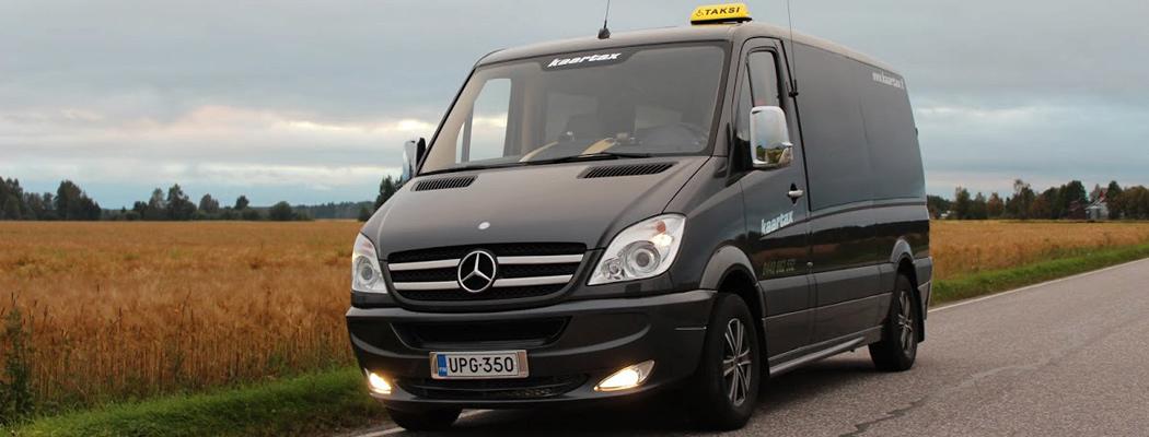 Taksipalvelut | Kaartax