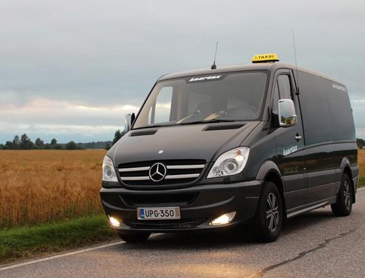 Taksipalvelut | Kaartax Avoin Yhtiö